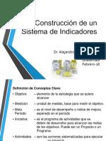 11 Construcción de Indicadores - Version 2018