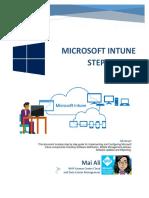 Microsoft Intune Step by Step eBook