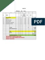 Presupuestos Casa
