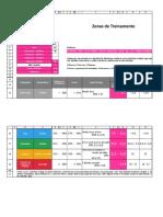 Planilha de Cálculo de Zona Alvo de Treinamento