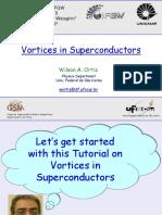 Tutorial Vortices Em Supercondutores