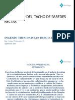 MF Indicad. de Proceso y Eficiencia en Fábrica. J. Peñarand