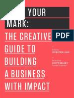 Make Your Mark - Jocelyn K. Glei (2016!08!31 00-12-05 UTC)