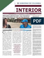 Semanario / País Interior 19-02-2018