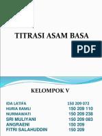Titrasi Asam Basa 5