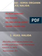 Alkil Halida Punya Eka