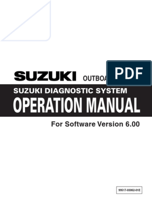Sds Operation m Ver6 | Installation (Computer Programs