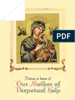 Novena Our Mother of Perpetual Help