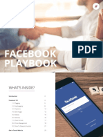 Social Media Playbook Facebook Feb2018
