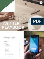 Social Media Playbook Twitter  Feb2018