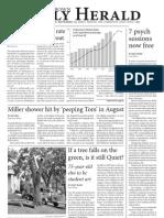 September 10, 2010 issue