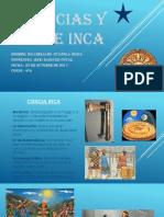 Ciencia y Arte Inca i