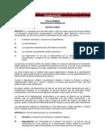 10 Ley de Obras Publicas y Servicios Relacionados Q ROO