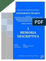 Memoria Descriptiva ETsaneamiento