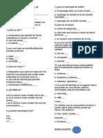 Prueba Diagnóstica 1 Daniela