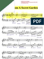 Song From Secret Garden