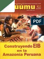 Construyendo EIB en La Amazonía Peruana