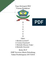 Tugas Kelompok PKN