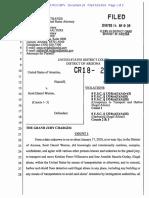 Scott Warren indictment