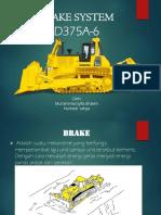 System Brake Presentation