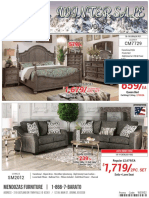 Mendoza's Furniture Winter Sale Vol.3