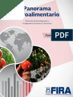 Panorama Agroalimentario Tomate Rojo 2016