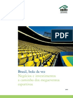 Pesquisa Brasil bola da vez - Deloitte e IBRI