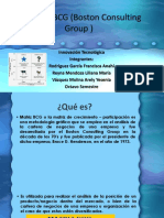 MODELO BCG Boston Consulting Group 1