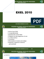 tutorial exel 2010