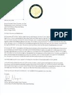 Raul Marquez Letter