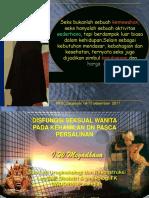 Disfungsi Seksual Postpartum