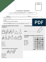 Controlito II - 4to Matemática