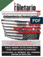 El Proletario Nº 5 - UST