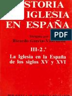 Historia de la Iglesia en España 3.2 - Garcia Villoslada.pdf