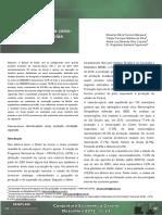 Produção e preço da Cana-de-açúcar em Goiás
