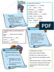 Arbeitsblatt Infinitivs+Ątze | English Language | Object (Grammar)