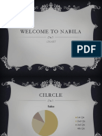 Welcome to Nabila Chart Part 1