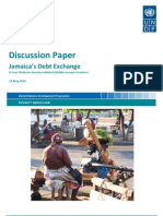 An assessment of Jamaica's Debt Exchange-UNDP