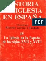 Historia de la Iglesia en España 4 - Garcia Villoslada.pdf