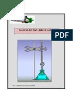 Manual de Analisis de Aguas Residuales i
