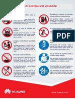 Reglas de Seguridad Huawei