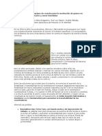Adaptaciones Equipos Cosecha en Situaciones DeFaltaDe PisoY Zonas Inundadas