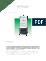 Manual de Trabajo Práctico MDG9AD612 Selec-prot TP FR IE02