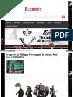 Aventura Introdutória Oficial – Descrição IRREGULARES DO RIO NEGRO