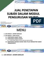 MANUAL PENDAFTARAN SUBJEK DI MPM.pptx