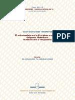 El microrrelato en la literatura española