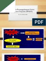 Sistem Penanggulangan Gawat Darurat Terpadu (SPGDT)