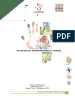 Ministerio de cultura de Colombia Compilado de Caracterizaciones Pueblos en Riesgo de Colombia