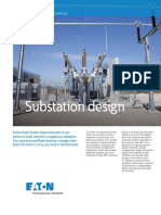 Power System Engineering_Substation Design