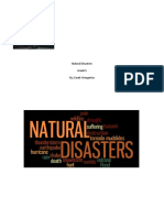 natural disasters text sets